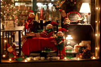 Holiday Store Window
